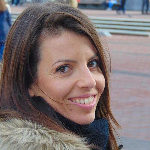 Nastazia professeur de danse à Grenoble